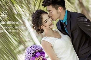 三亚旅拍时光婚纱摄影